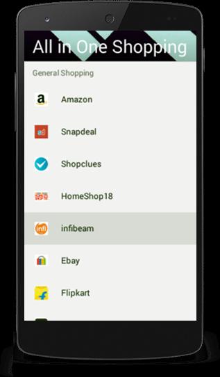 28803bb98 List of Online Shopping websites in Favorite Shopping app: Flipkart,  Amazon, Shopclues, HomeShop18, Infibeam, EBay, Indiatimes, Rediff,  firstcry, BabyOye, ...